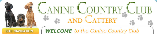 The Canine Country Club - Dog Boarding - Cattery - Dog Grooming