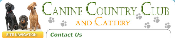 Canine Country Club - Dog Boarding and Cattery